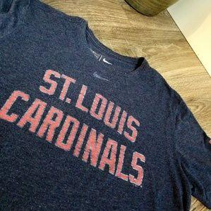 Nike Shirts - Men's Cardinals shirt size large